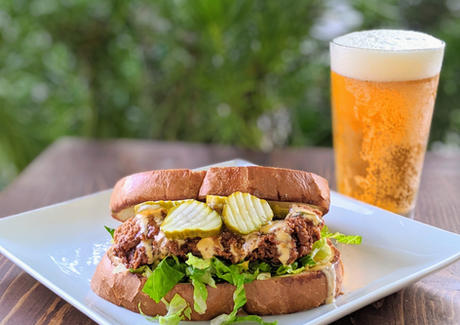 Firebox Chicken Sandwich