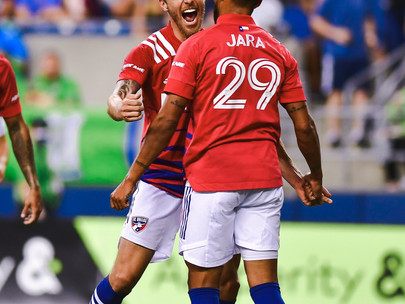 FC Dallas Score Late Goal to Draw Against Seattle Sounders