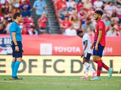 Late Own Goal Prevents Dallas loss