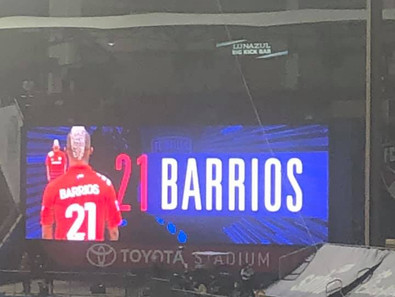 Goodbye Michael Barrios, Thanks for the Memories