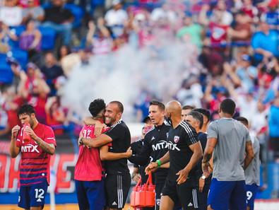 Ricardo Pepi Hattrick Leads FC Dallas to 4-0 Victory over L.A Galaxy