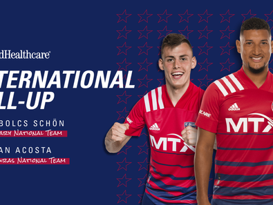 FC Dallas Loses Players to International Duty