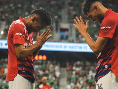 Ferreira and Pepi Lead FC Dallas to 5-3 Win over Austin FC *Updated*