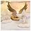 Thumbnail: Cherub Star and Cloud Figurine