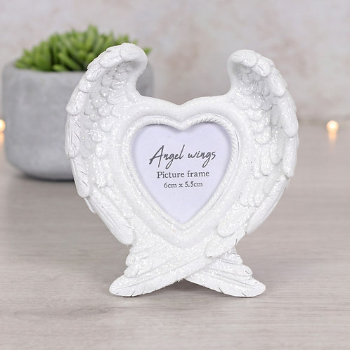 Angel Wings Picture Frame