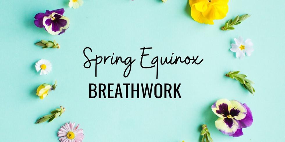 Spring Equinox Breathwork