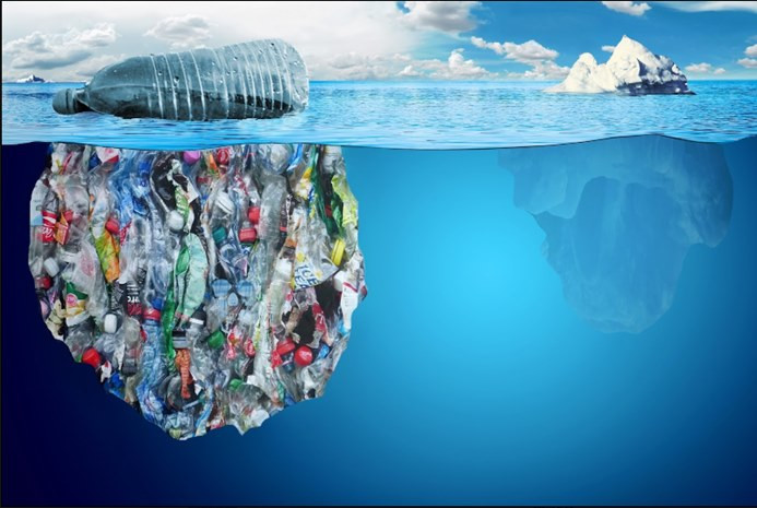 śmieci, opakowania jednorazowe, Aleksandrów Łódzki