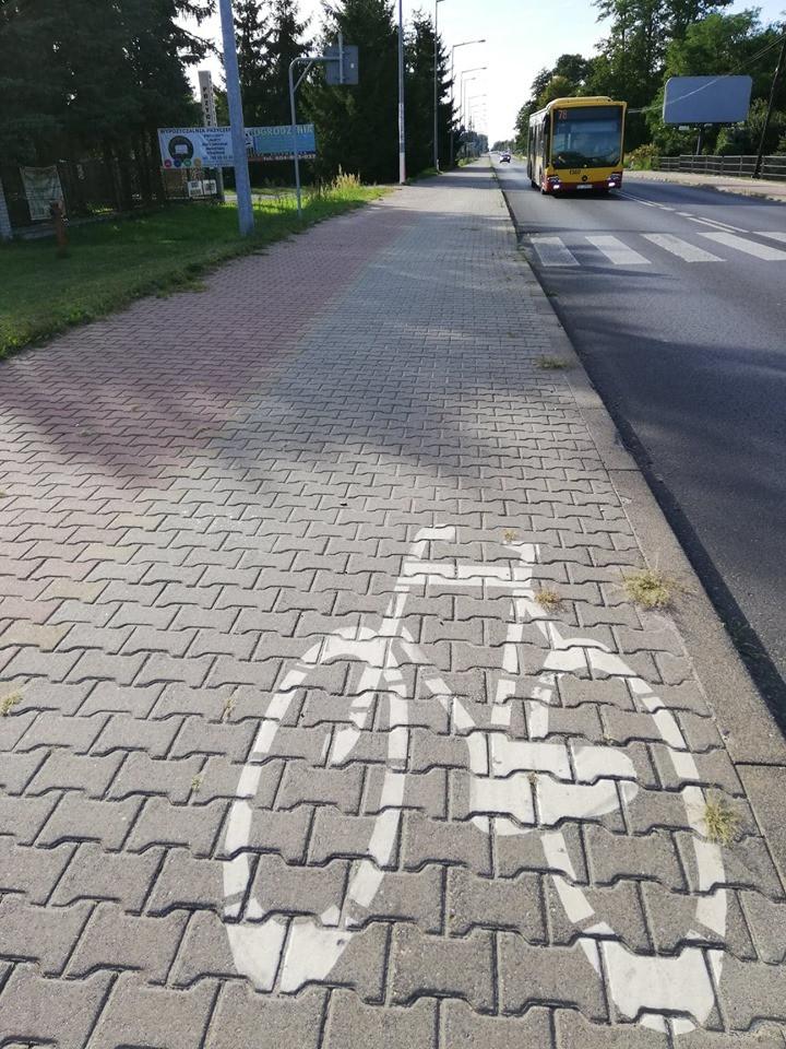 Drogi rowerowe mają być uzupełnieniem komunikacji miejskiej