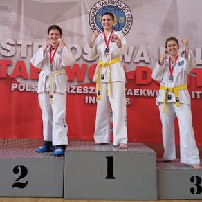 Sukces młodzieży trenującej Taekwondo ITF