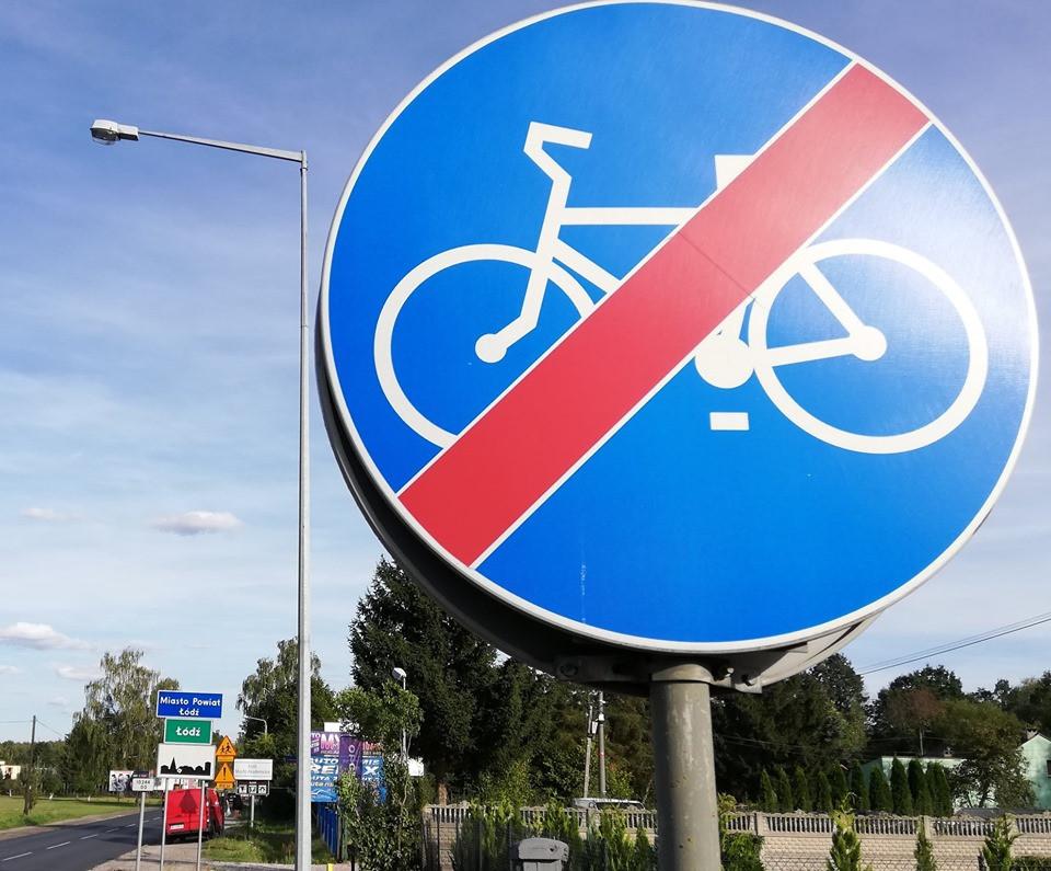 Aleksandrów Łódzki, ścieżki rowerowe
