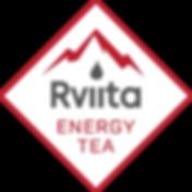 Rvitta Energy Tea Logo in Diamond.png