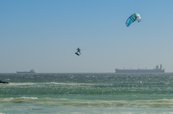 King of the air, Capetown