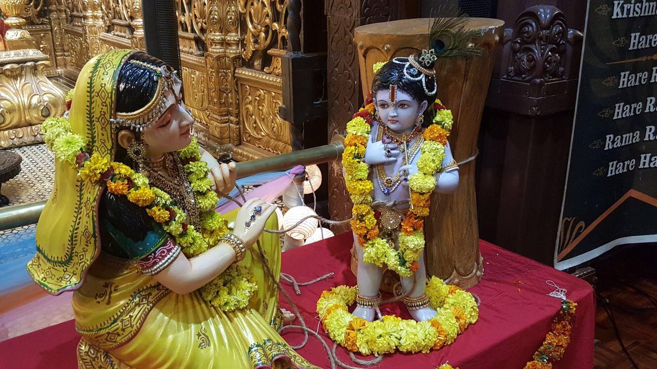 Radha Damodar