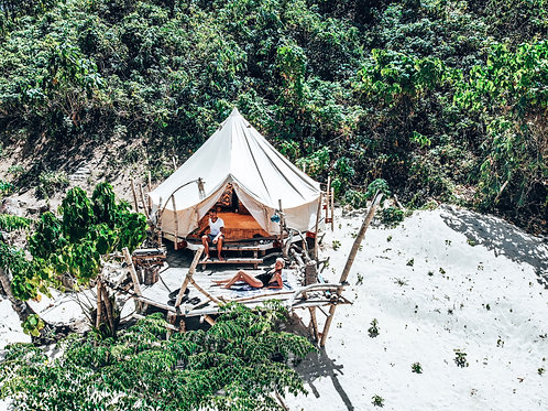 Glamping Tent + Cause (Per Night)