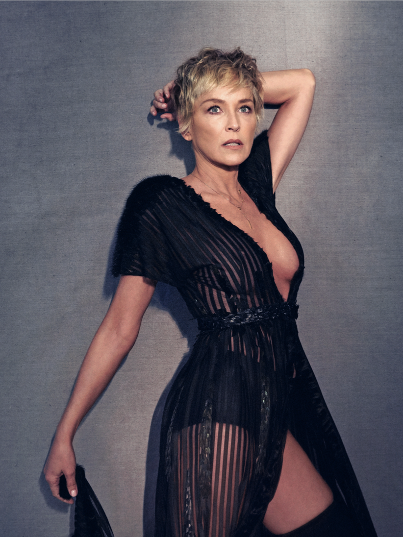 Sharon Stone- La Septieme Obsession