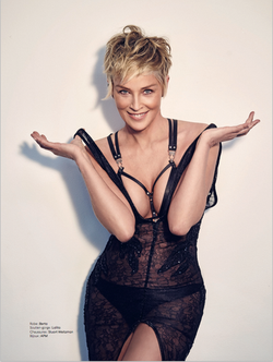 Sharon Stone- La Septieme Obsession