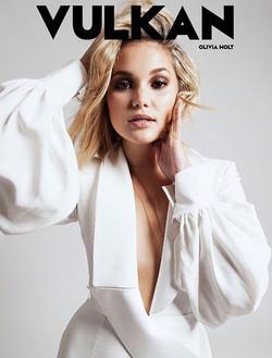 Olivia Holt- Vulkan Magazine