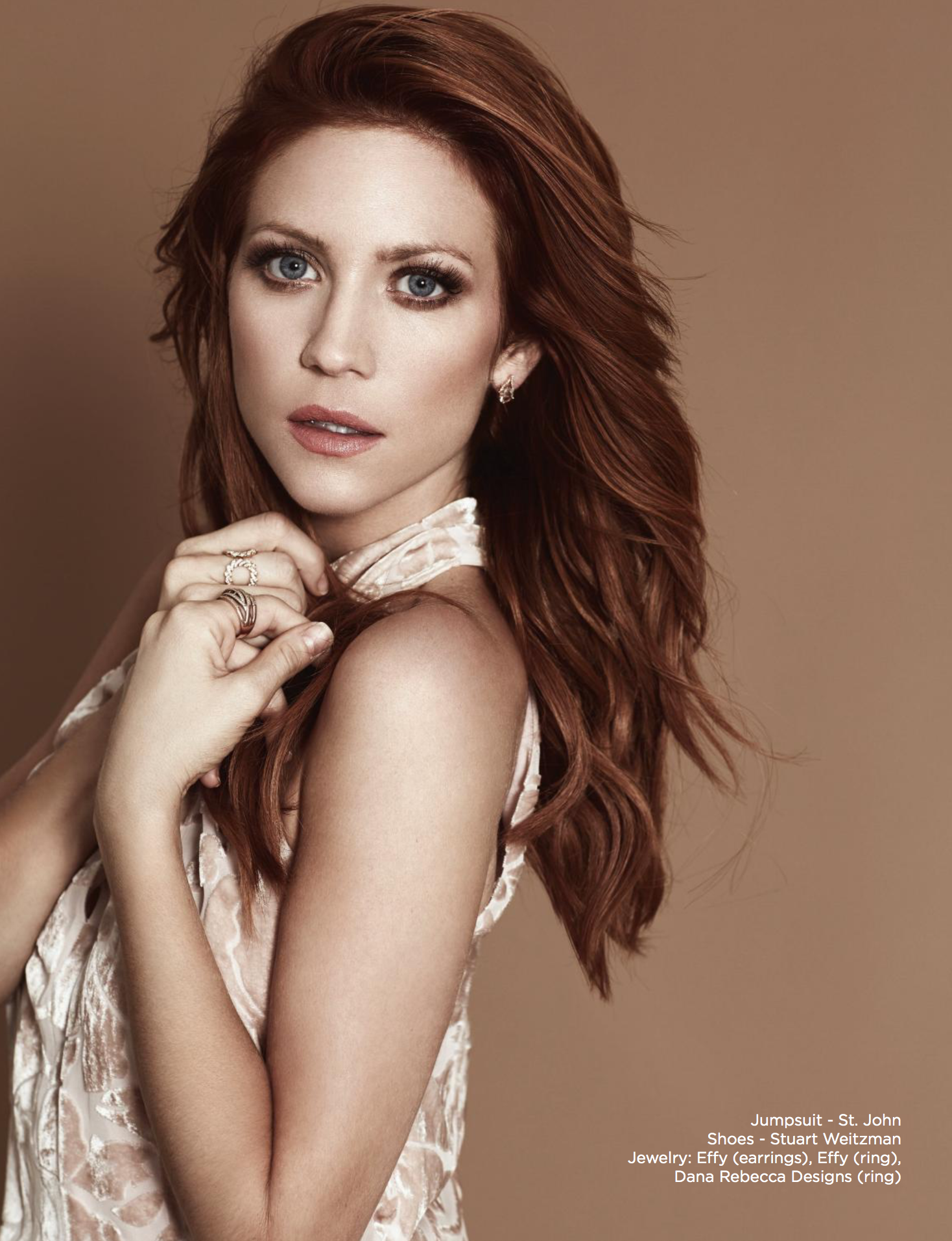 Brittany Snow - Man of Metropolis