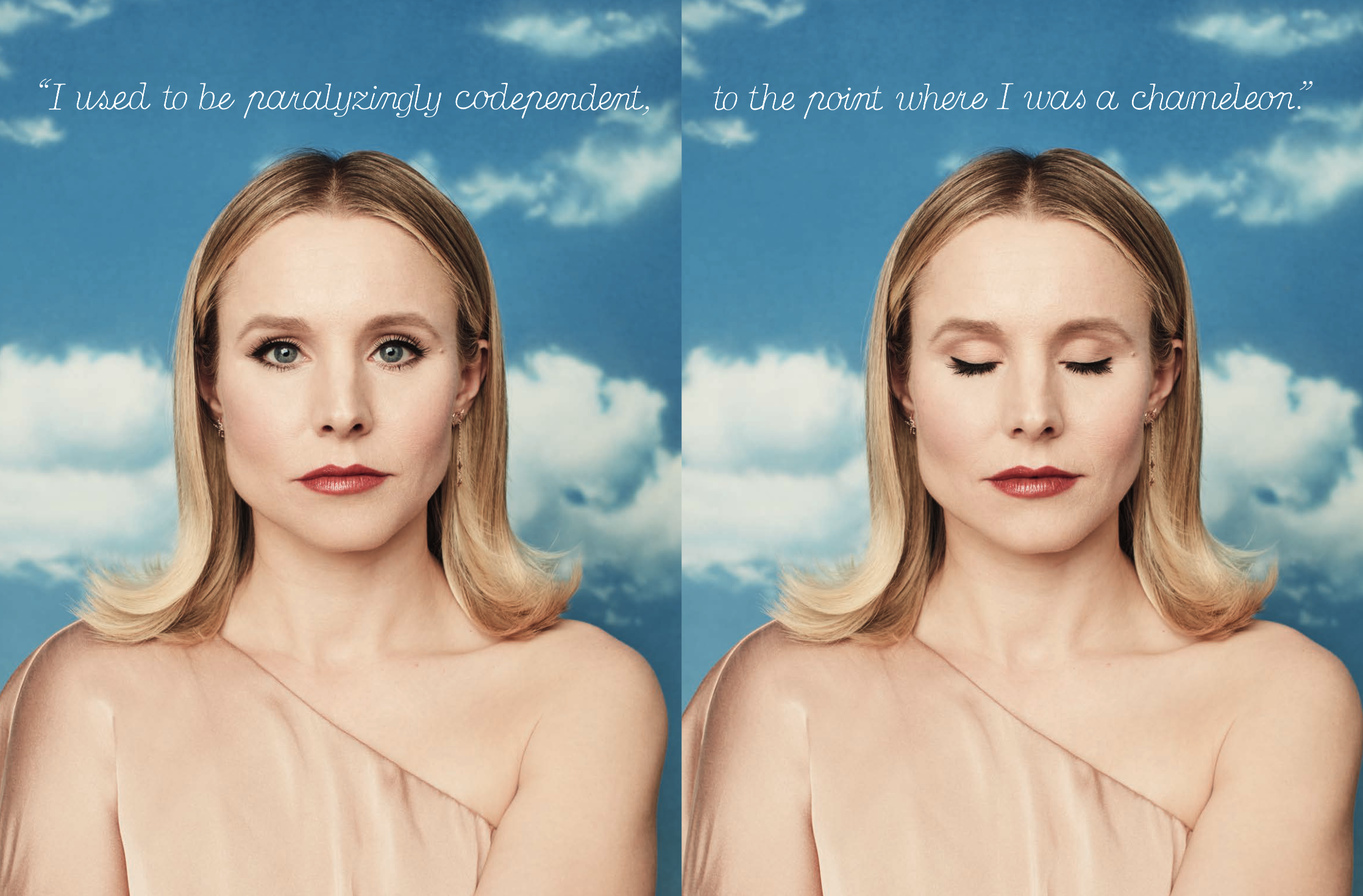 Kristen Bell American Way Sept 2018risten Bell American Way Sept 2018