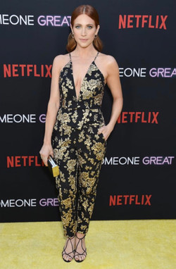 Brittany Snow - Someone Great Premiere