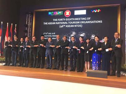 The 48th ASEAN NTOs Meeting