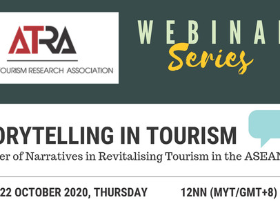 Storytelling in Tourism - The Power of Narratives in Revitalising Tourism in the ASEAN Region