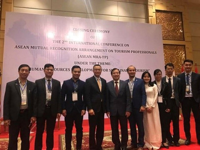 2nd International Conference on ASEAN MRA-TP