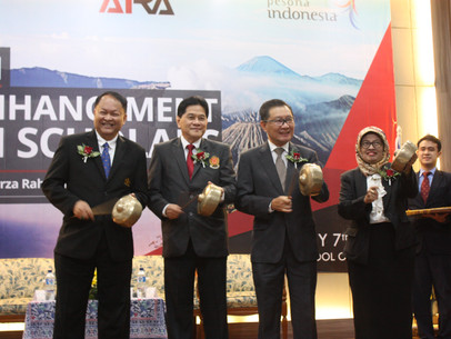 """ATRA Forum 2017 """"Capacity Enhancement for ASEAN Scholars"""""""