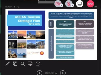 ASEAN Tourism Strategic Plan 2016 - 2025