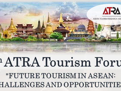 """Tourism Forum on """"Future Tourism in ASEAN: Challenges and Opportunities"""""""