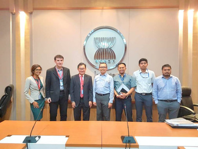 Visit to ASEAN Secretariat