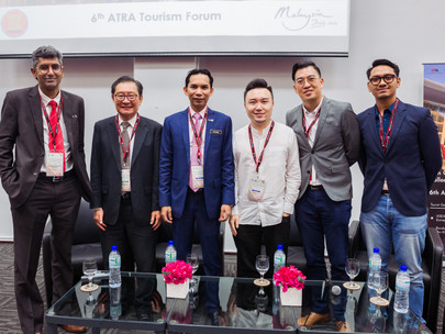 "6th ATRA Tourism Forum ""Tourist Gaze 3.0 : The ASEAN Gateway"""
