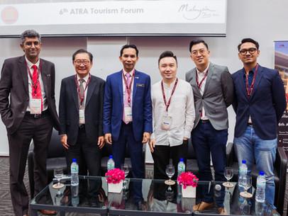 """6th ATRA Tourism Forum """"Tourist Gaze 3.0 : The ASEAN Gateway"""""""