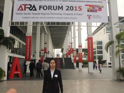 "ATRA Forum: ""Thinking as ONE ASEAN and as ASEAN Citizen"""
