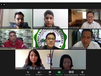 Virtual ATRA Board of Directors Meetings
