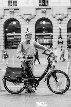 E-bike happiness