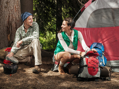 Ban backache from your campsite
