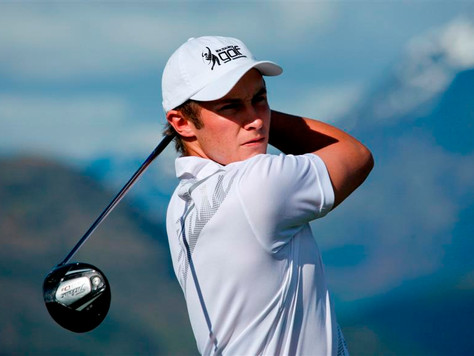 Turning pro – a whole new adventure for NZ's Ben Campbell