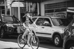 Bike to the shops
