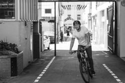 Bike around town