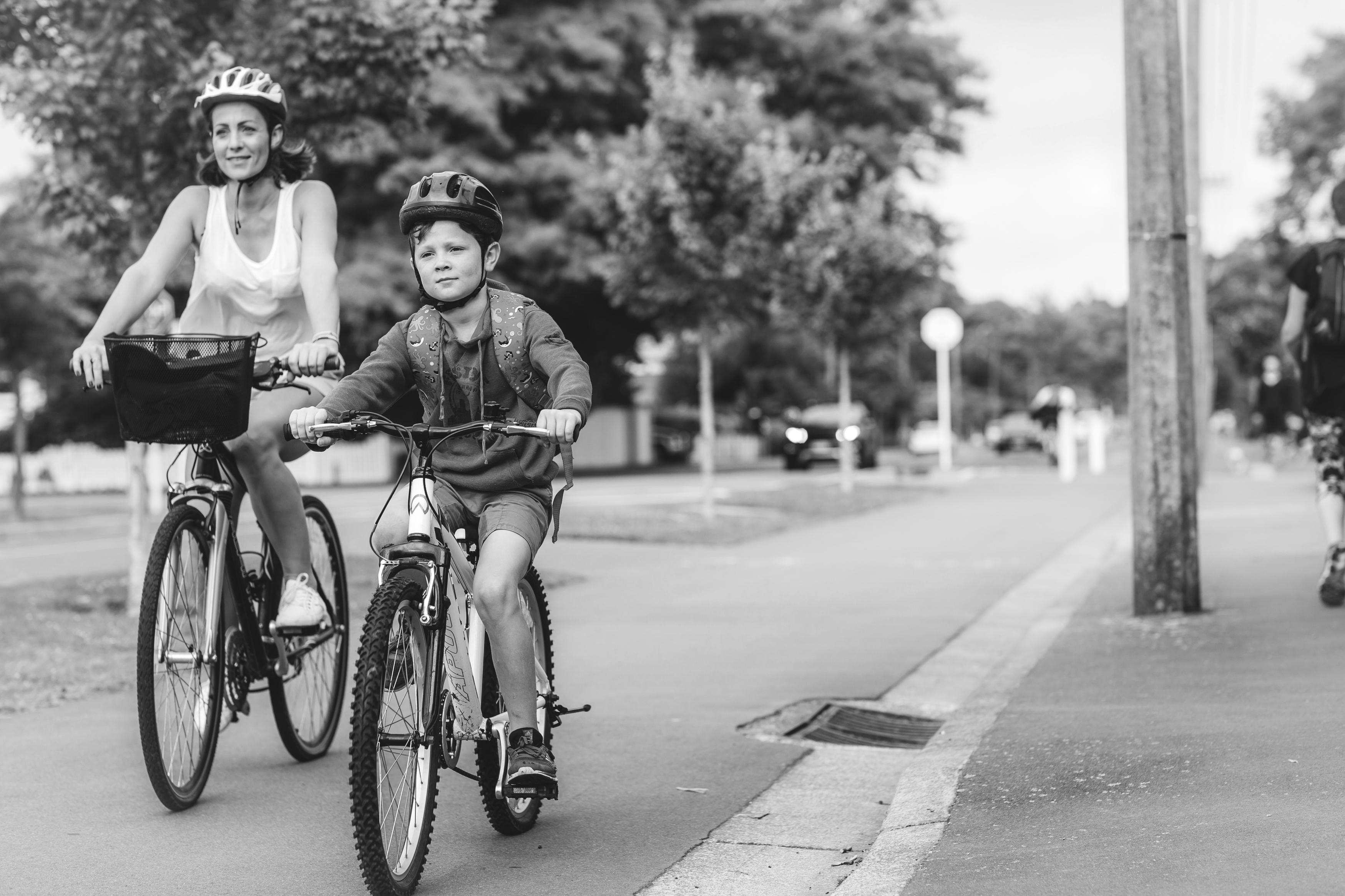Bike as a family
