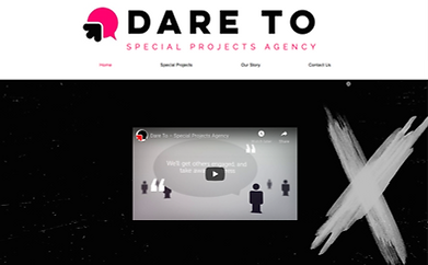 Dare To Special Projects Agency