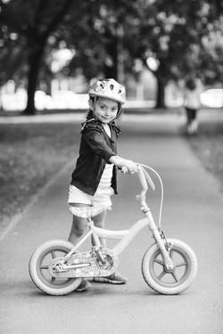Second bike