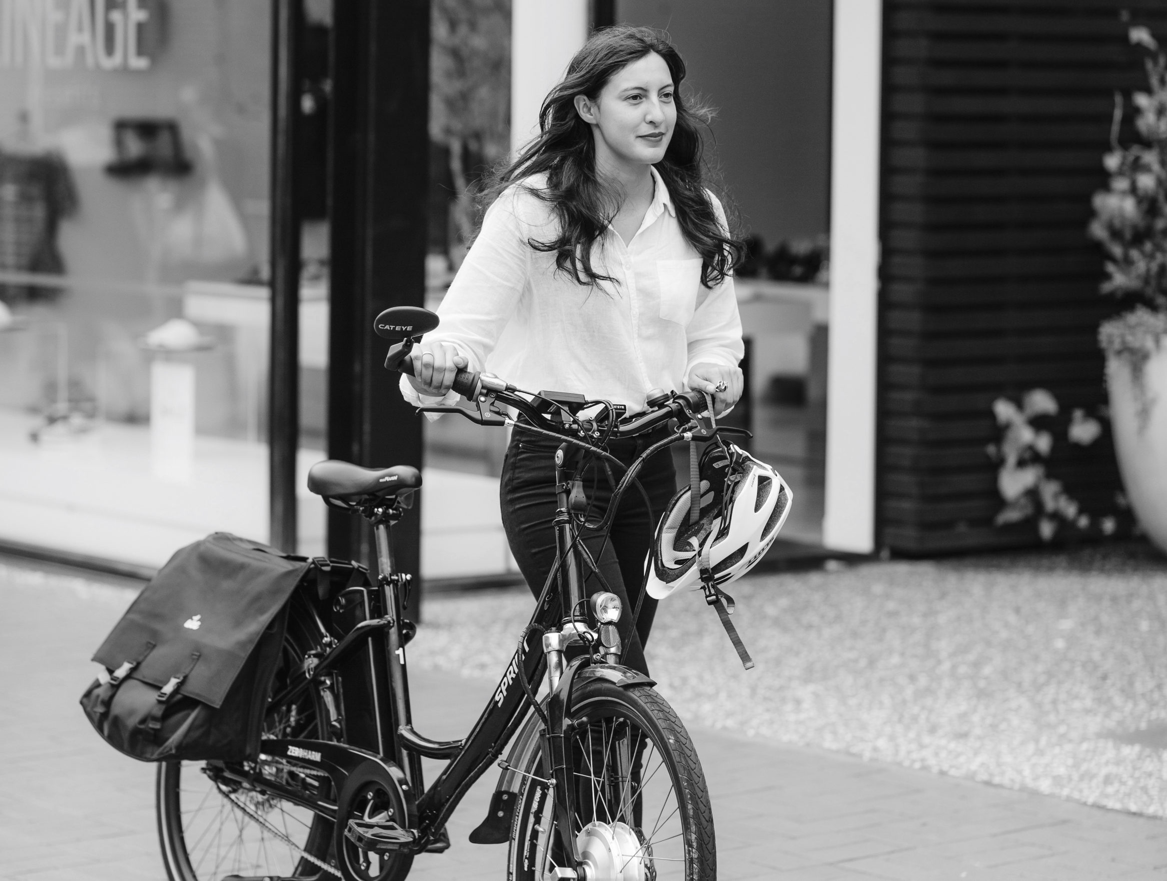 E-bike happiness