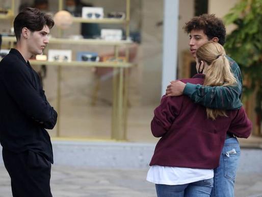 GNTM:Ηρακλής-Μαρινέλα: Δεν κρύβουν πια τον έρωτά τους! Οι αγκαλιές και η συνάντηση με τον Αιμιλιάνο!
