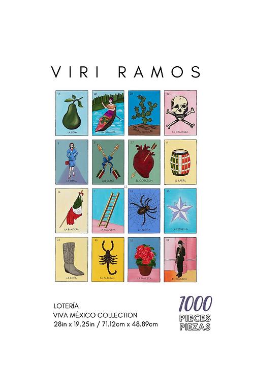 Lotería- 1000 Pieces