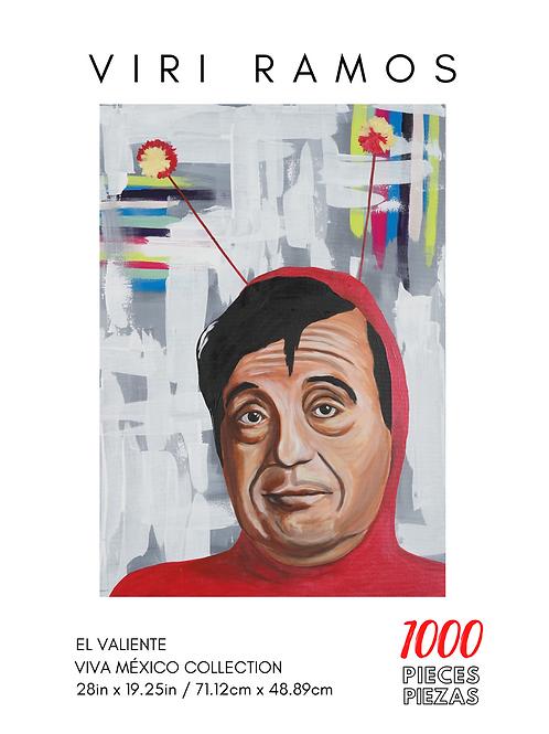 El Valiente- 1000 Pieces