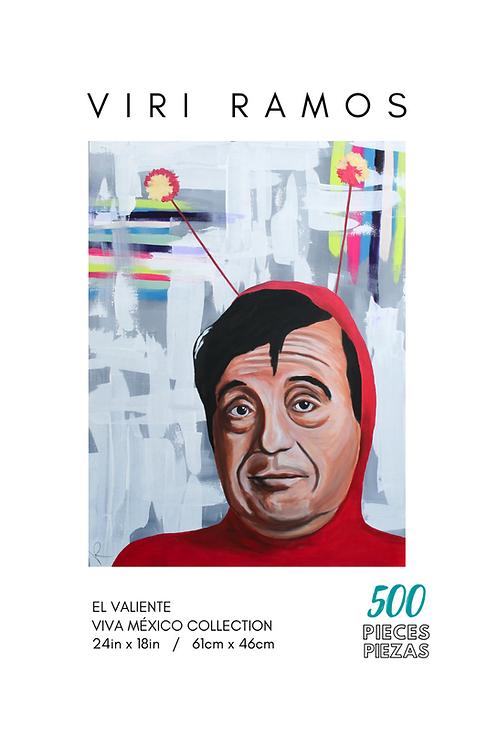 El Valiente- 500 Pieces