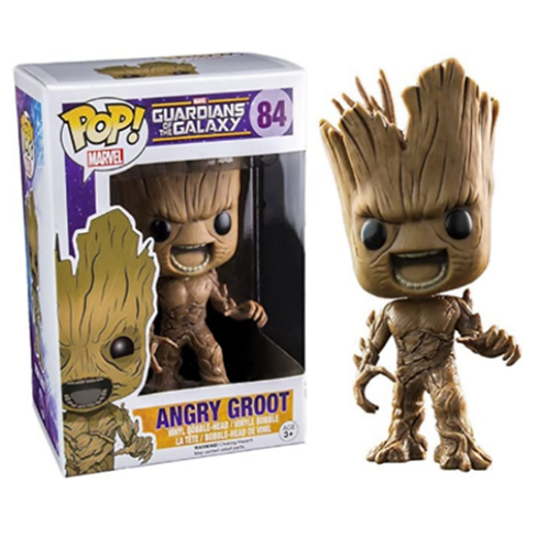 Angry Groot - Guardians of the Galaxy, Funko Pop! Vinyl