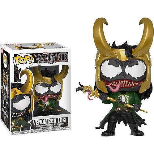 Venom as Loki Venomized Loki Funko Pop! Vinyl Marvel